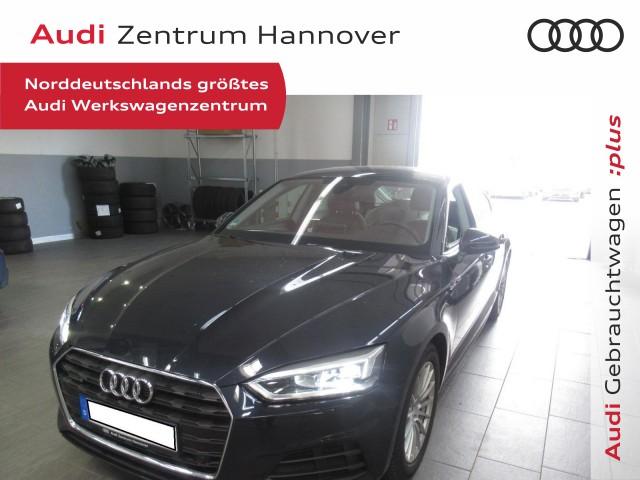 Audi A5 Sportback 2.0 TFSi qu. Matrix, Leder, Navi, Phne Box, PDC, Jahr 2018, Benzin