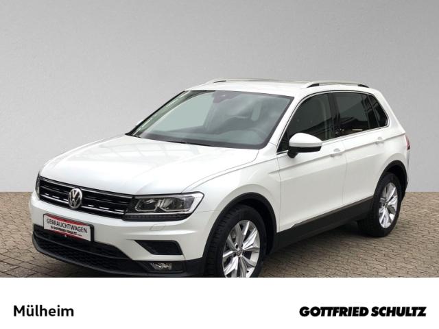 Volkswagen Tiguan 1.4 TSI DSG Sound Navi LED virtuelles C SOUND, Jahr 2017, Benzin