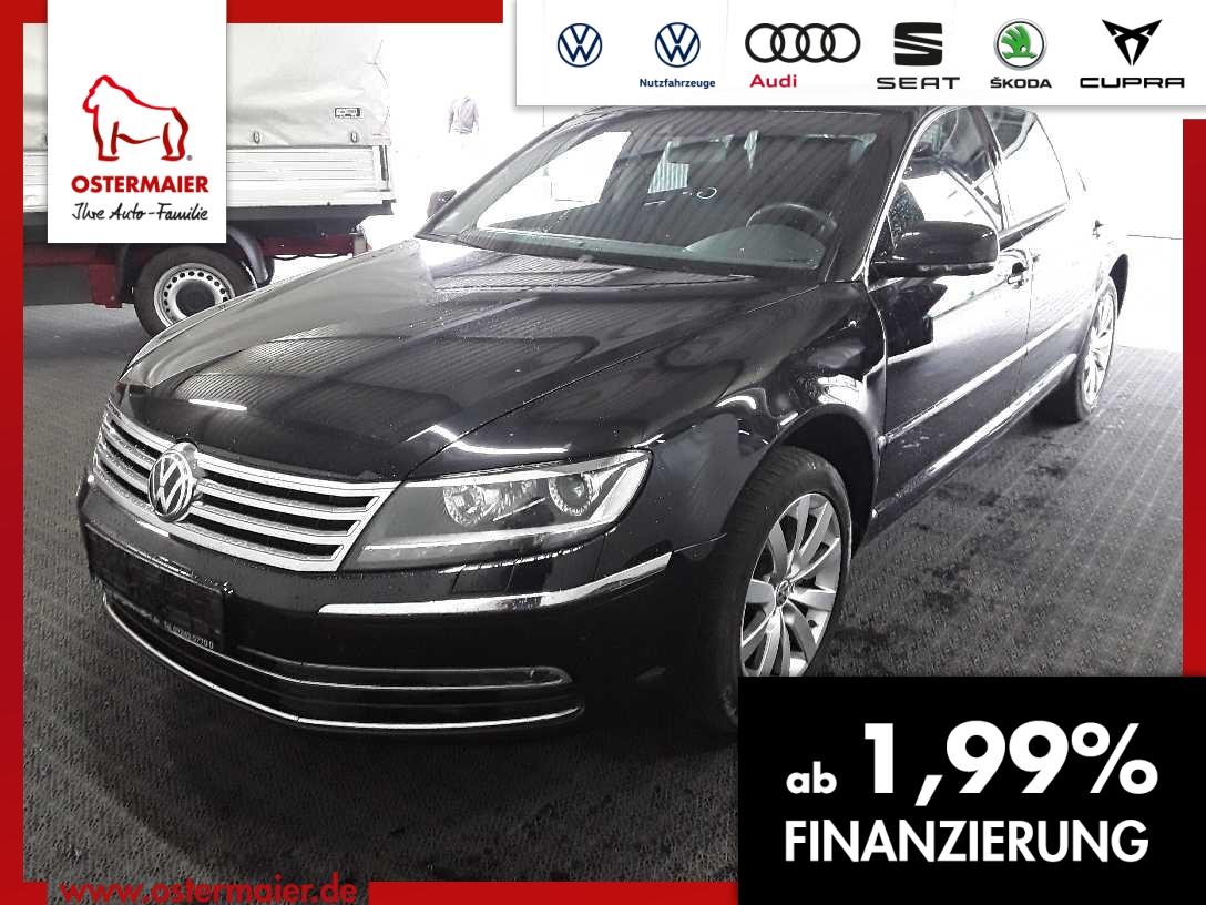 Volkswagen Phaeton lang 3.0TDI 245PS DSG 4MOTION ACC.STHZG., Jahr 2015, Diesel