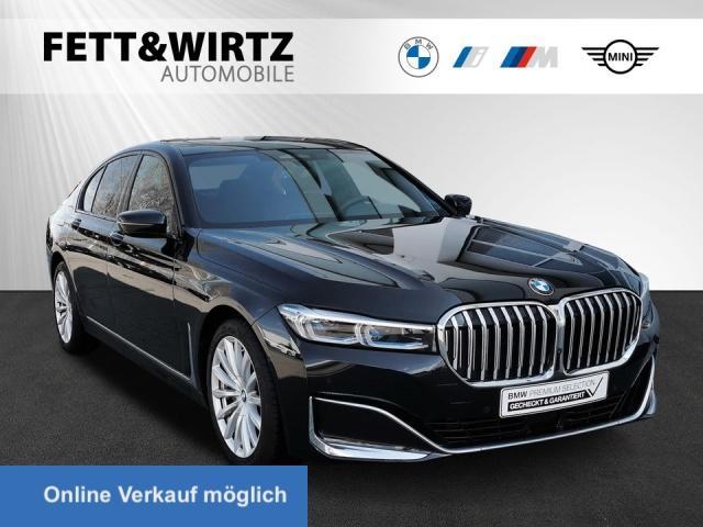 BMW 730d Laser GSD Massage H/K Leas ab 699,- br.o.A., Jahr 2020, Diesel