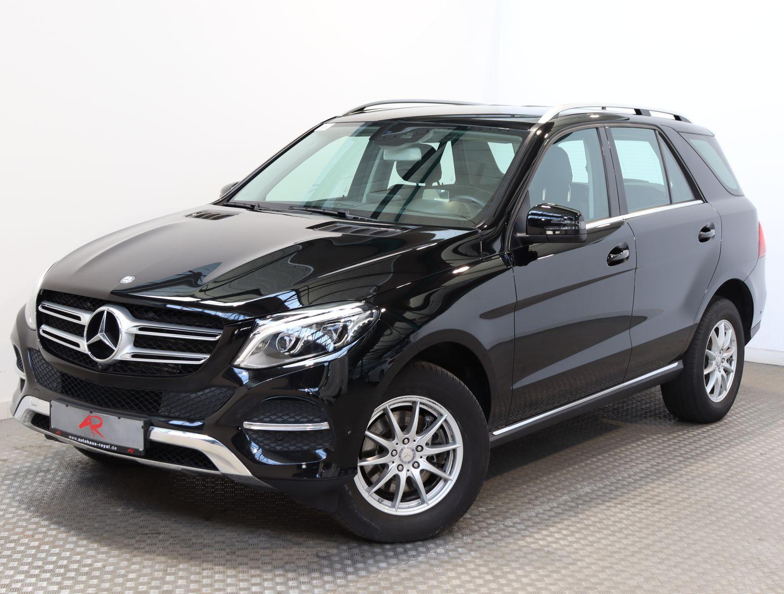 Mercedes-Benz GLE 350 d 4M HEADUP,SURROUNDVIEW,STANDHZ,COMAND, Jahr 2016, Diesel