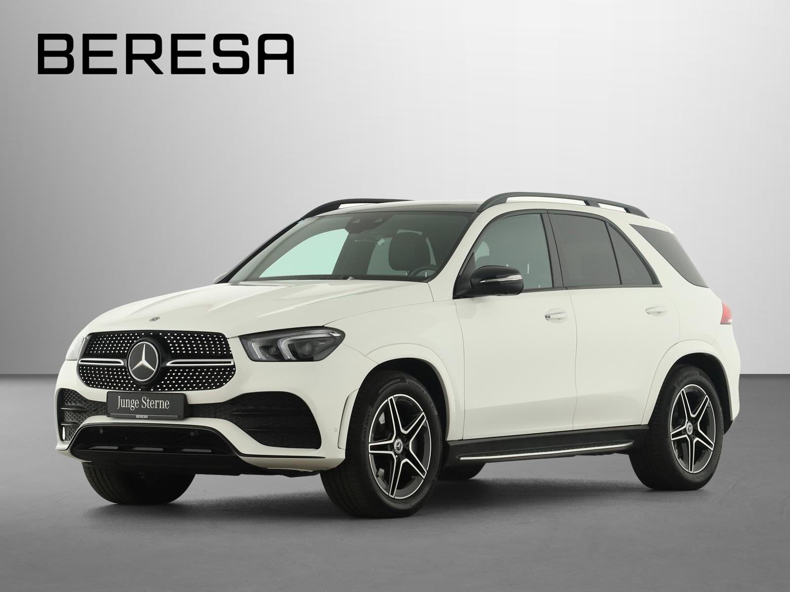 Mercedes-Benz GLE 450 4M AMG Burmester Fahrassist. Pano.-Dach, Jahr 2019, Benzin