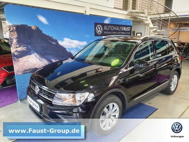 Volkswagen Tiguan IQ.DRIVE UPE38tEUR NAVI AHK, Jahr 2020, Benzin