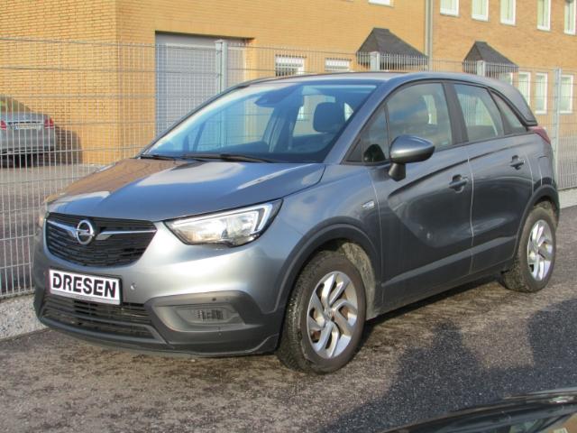 Opel Crossland X EDITION 1.2 PARKPILOTv+h,ALLWETTER,INTELLILINK4.0,SITZHEIZUNG,LENKRADHEIZUNG, Jahr 2017, Benzin