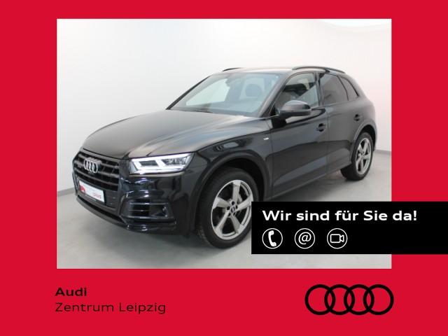Audi Q5 3.0 TDI sport quattro *S line*Matrix*Navi*, Jahr 2018, Diesel