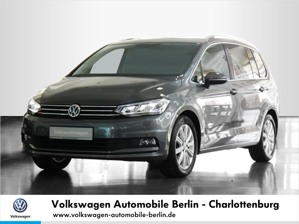 Volkswagen Touran 1.4 TSI Highline BMT, Jahr 2018, Benzin