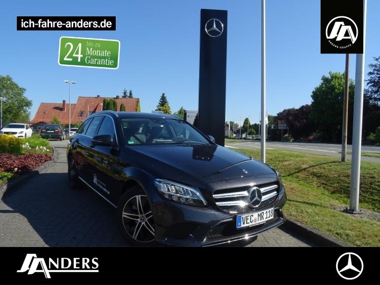 Mercedes-Benz C 200 finanzieren
