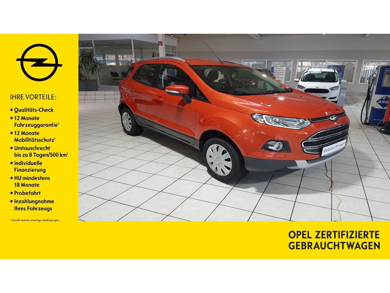 Ford EcoSport Eco Sport 1.0 EcoBoost Titanium, Jahr 2014, Benzin