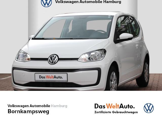 Volkswagen up! move up! 1,0, KLIMA,USB,, Jahr 2018, Benzin