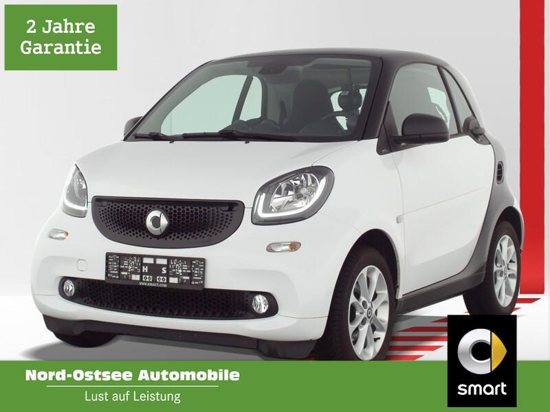 smart fortwo passion 52 kW Navi Cool+Media Pano LED SH, Jahr 2019, Benzin