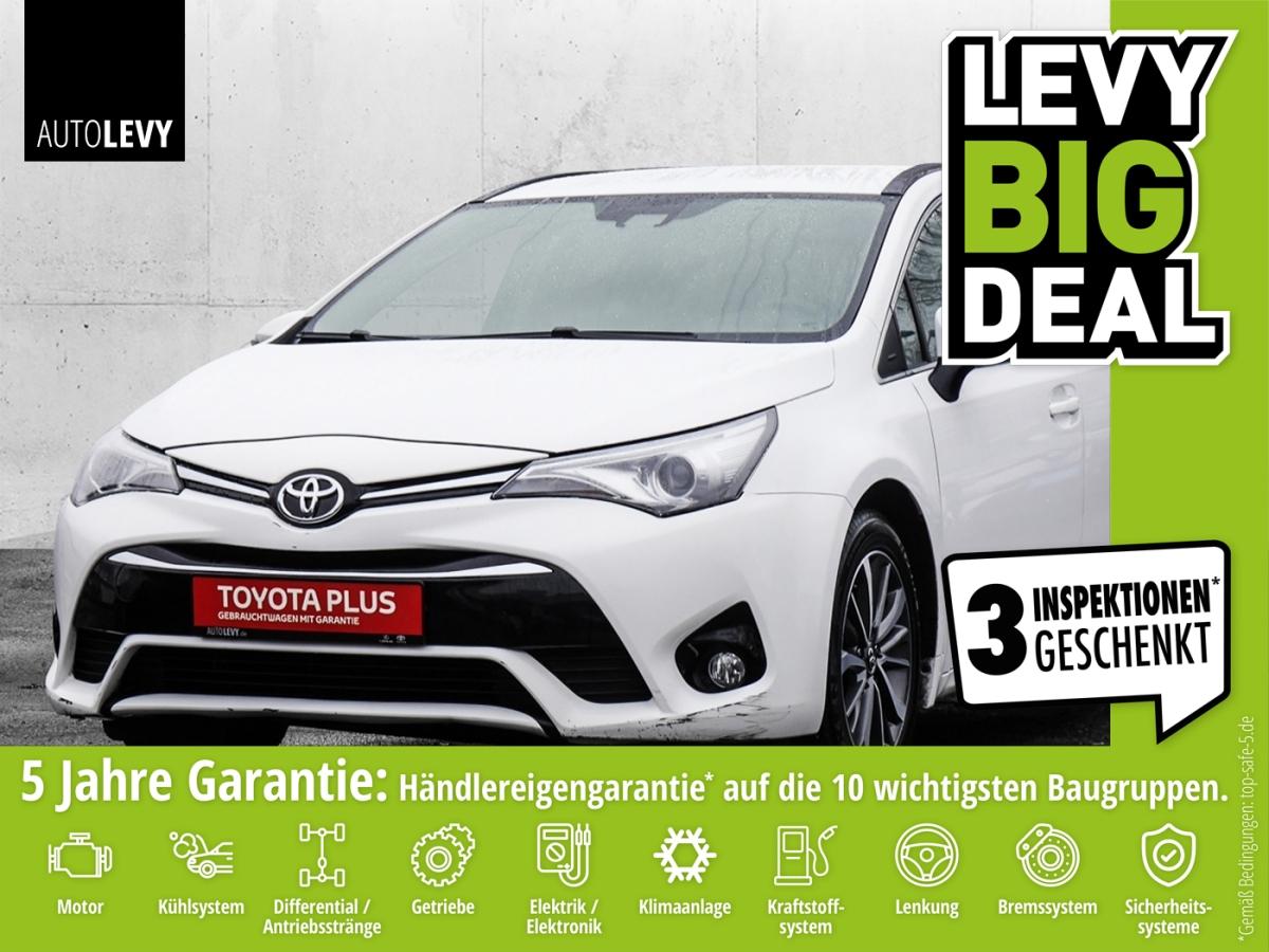 Toyota Avensis Touring Sports 2.0 D-4D *Navi*LED*, Jahr 2017, Diesel