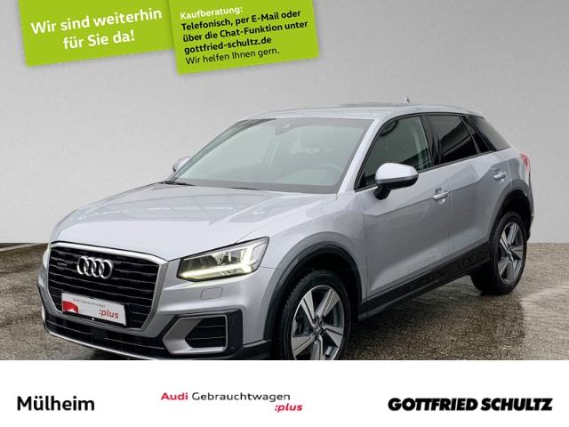 Audi Q2 2.0 TFSI quattro S-tronic LED VIRTUAL +NAVI+MUFU+EPH+SIH, Jahr 2017, Benzin