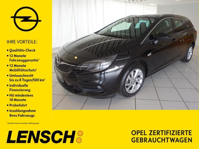 Opel Astra K ST Elegance 1.2 Turbo KLIMAAUT+SITHZ+PDC, Jahr 2020, Benzin