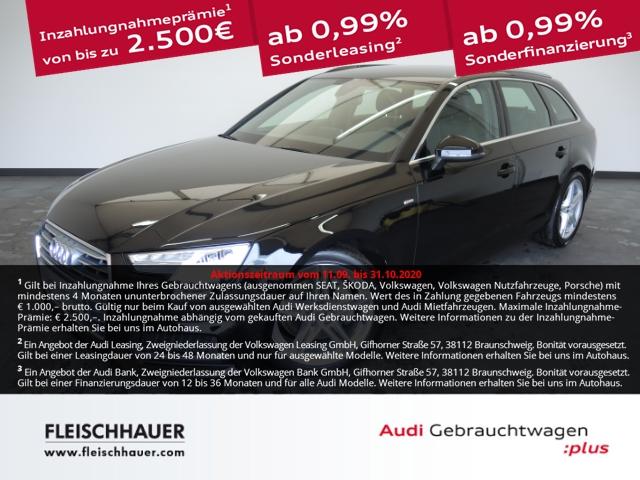 Audi A4 Avant 40 2.0 TDI quattro sport S line, Jahr 2019, Diesel