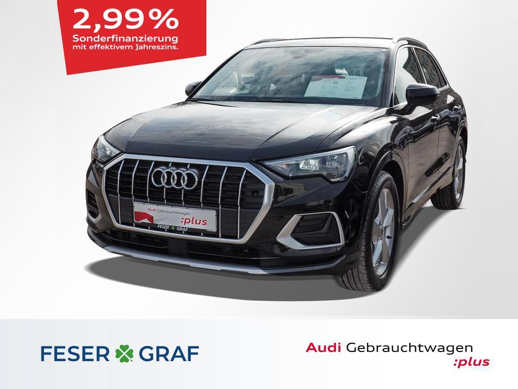 Audi Q3 Advanced 35 TFSI S tronic Navi/AHK/DAB Alu-19, Jahr 2020, Benzin