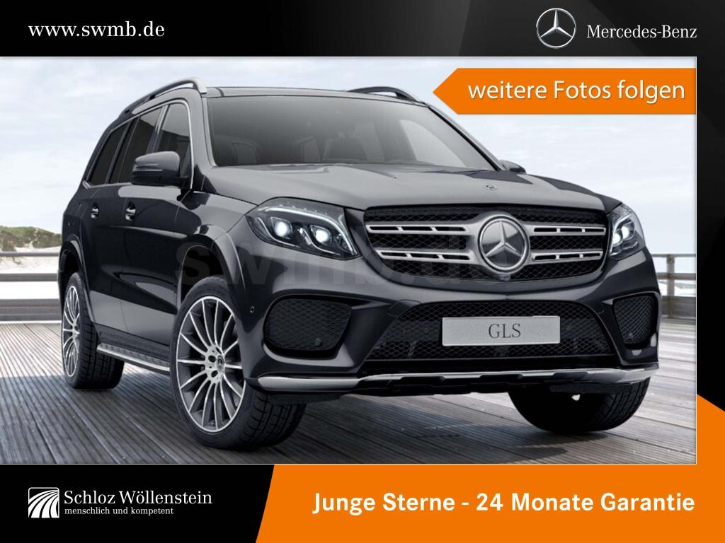 Mercedes-Benz GLS 350 d 4M AMGline/Standheiz./PanoD/Harman/LED, Jahr 2017, Diesel