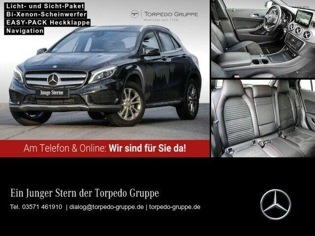 "Mercedes-Benz GLA 250 AMG BI-XENON+KAMERA+NAVI+18""LM+EASY-PACK, Jahr 2016, Benzin"