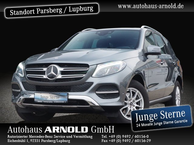 Mercedes-Benz GLE 250 d 4M Distronic LED ILS Navi Sitzheizung, Jahr 2018, diesel
