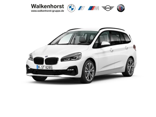 BMW 218 Gran Tourer d xDrive Sport Line EU6d-T Sportsitze LED Navigation, Jahr 2019, Diesel