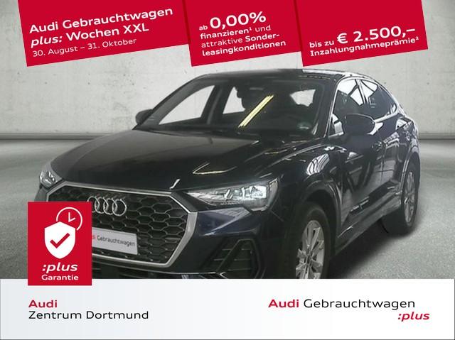 Audi Q3 Sportback 45TFSI qu. Navi+/Leder/eSitze/ACC/AHK/VC, Jahr 2020, Benzin