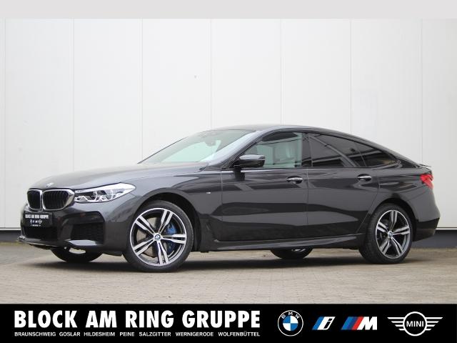 BMW 640i xDrive Gran Turismo M Sport Pano PA+ StHzg, Jahr 2018, Benzin