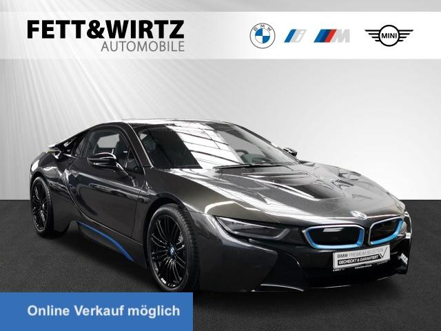 BMW i8 Coupe Navi HUD H/K 20'' Leas ab 963,- br.o.A., Jahr 2020, Hybrid