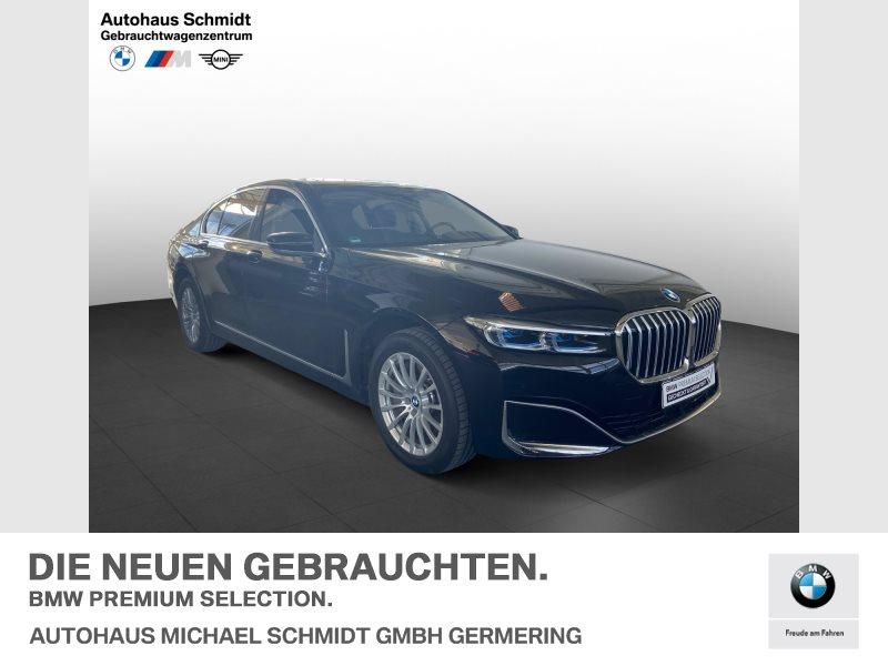 BMW 745e iPerformance Massage*360 Kamera*Glasdach*Sitzbelüftung*, Jahr 2020, Hybrid