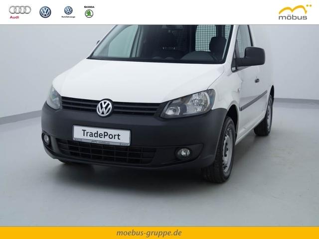 Volkswagen Caddy Kasten TDI Climatronic PDC Sitzheizung NSW, Jahr 2014, Diesel