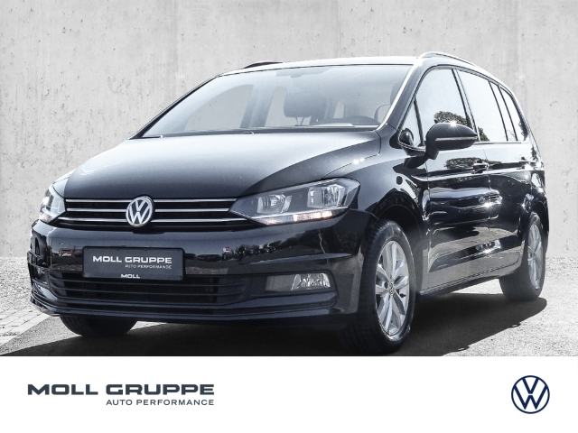 Volkswagen Touran 2.0 TDI DSG Comfortline NAVI ACC ALU CLIM, Jahr 2018, Diesel