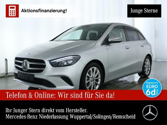 Mercedes-Benz B 180 d Navi Premium LED Kamera Laderaump PTS Temp, Jahr 2020, Diesel