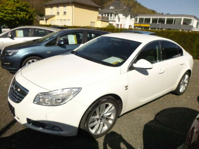 "Opel Insignia 1.4 Turbo ""150 Jahre Opel"" *18 Zoll Alu, Jahr 2012, Benzin"