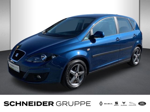 Seat Altea 4You 1.4 TSI 6 Gang WinterPaket+EPH+Navi+, Jahr 2014, Benzin