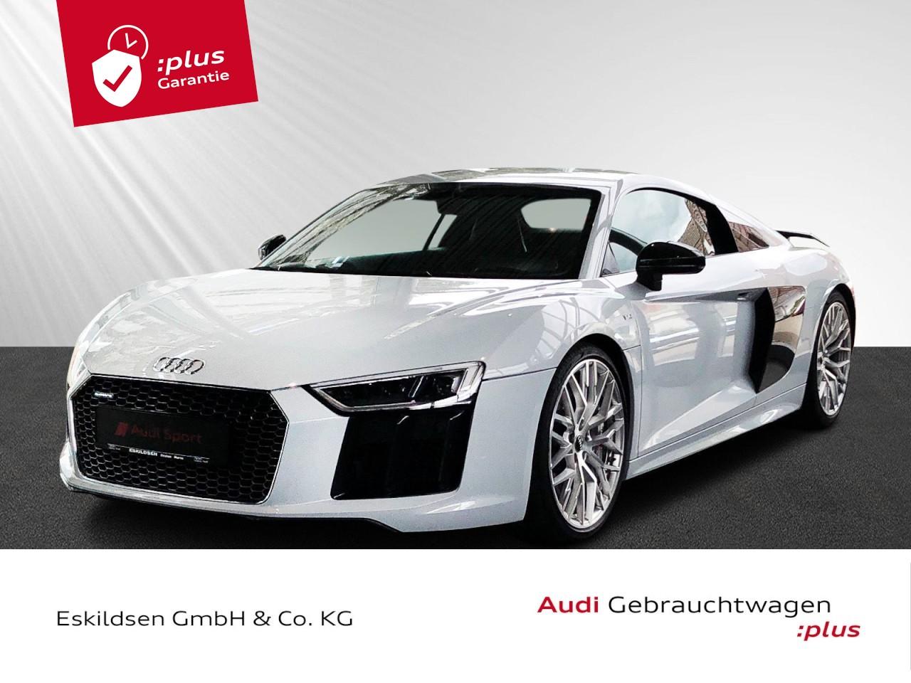 Audi R8 plus 5,2 FSI quattro B&O, Carbon, Laser, Jahr 2016, Benzin