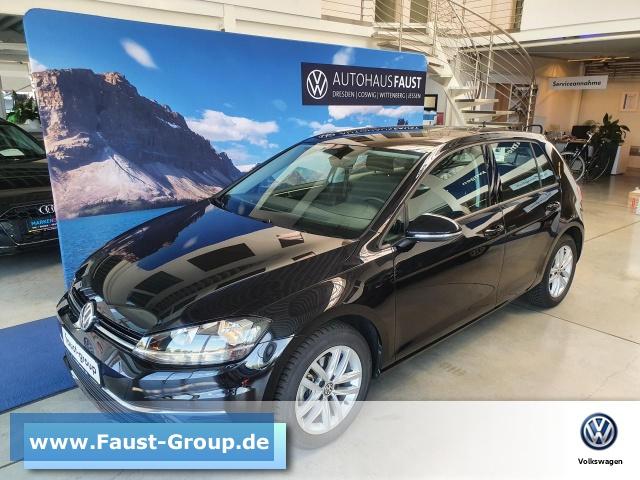 Volkswagen Golf VII Comfortline UPE30225 AppConect, Jahr 2019, Diesel