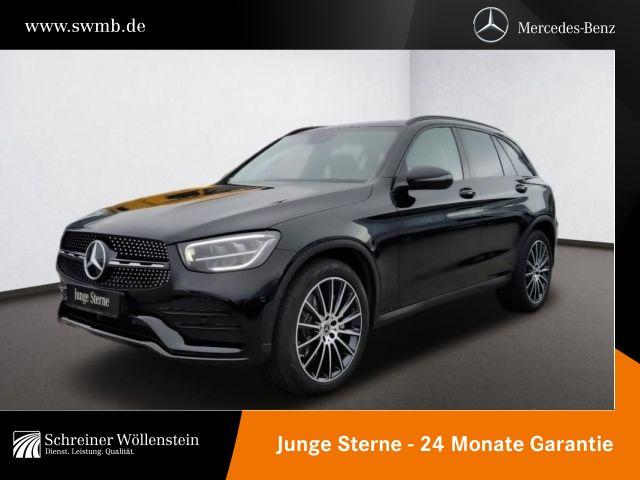 Mercedes-Benz GLC 400 d 4M AMG*Night*Pano*Sitzklima*Burm*digDi, Jahr 2020, Diesel