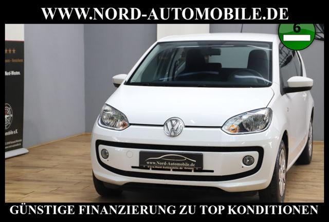 Volkswagen up! move up! 1.0*Klima*Radio/CD*EURO6* move up, Jahr 2016, Benzin