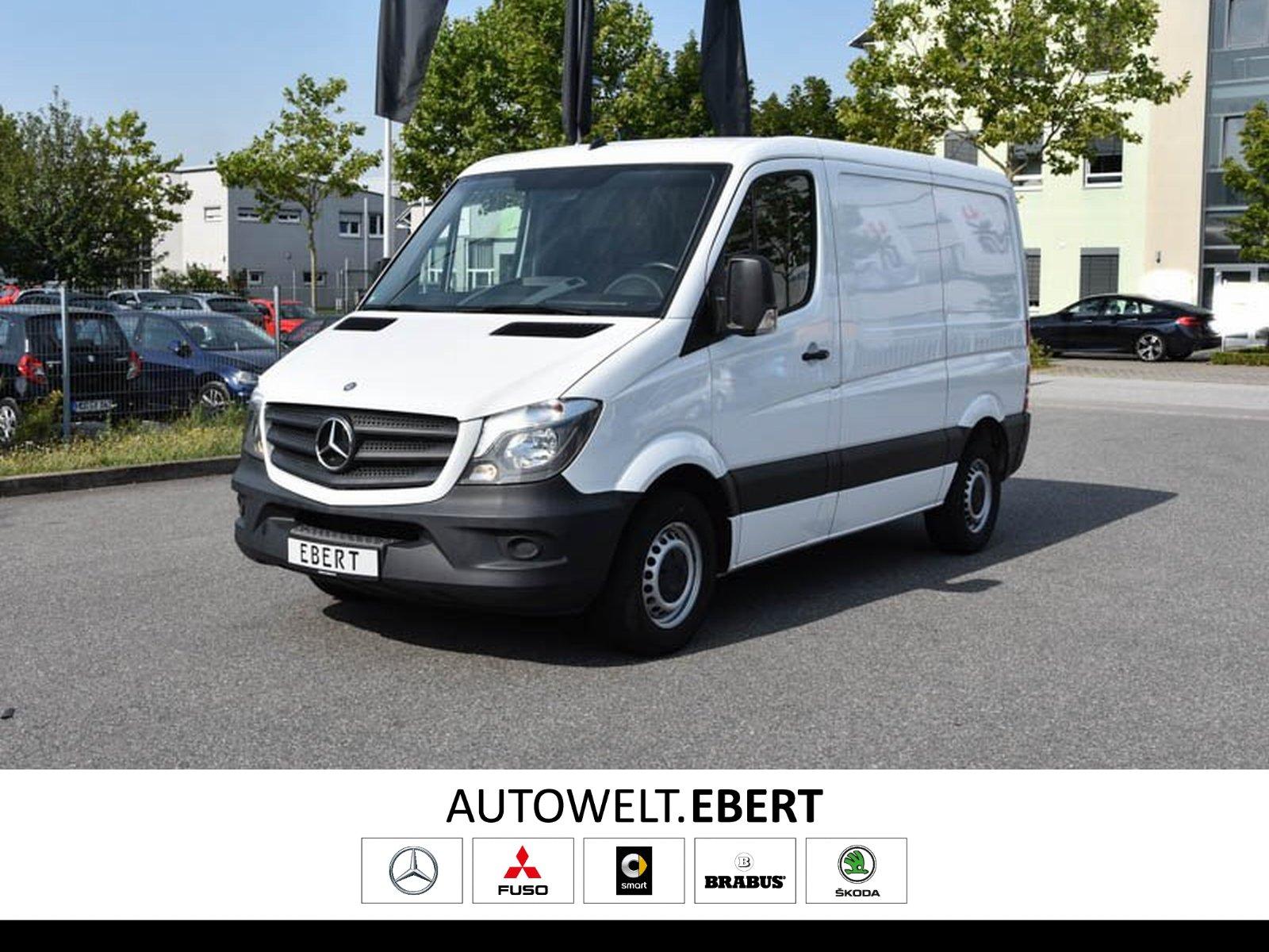 Mercedes-Benz Sprinter 313 CDI Kompakt Klima Holzboden 41700KM, Jahr 2015, Diesel