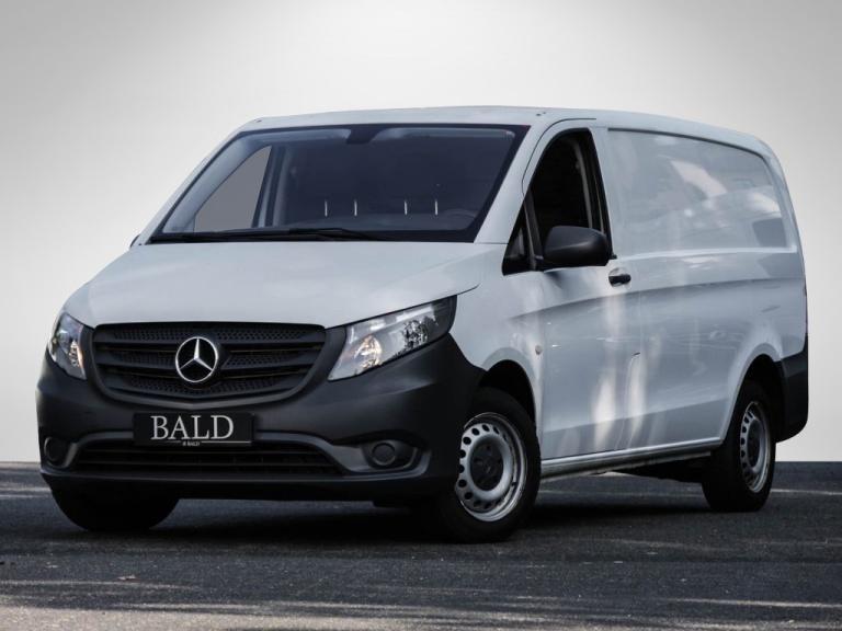 Mercedes-Benz Vito 111 Kasten lang Navi, Jahr 2016, Diesel