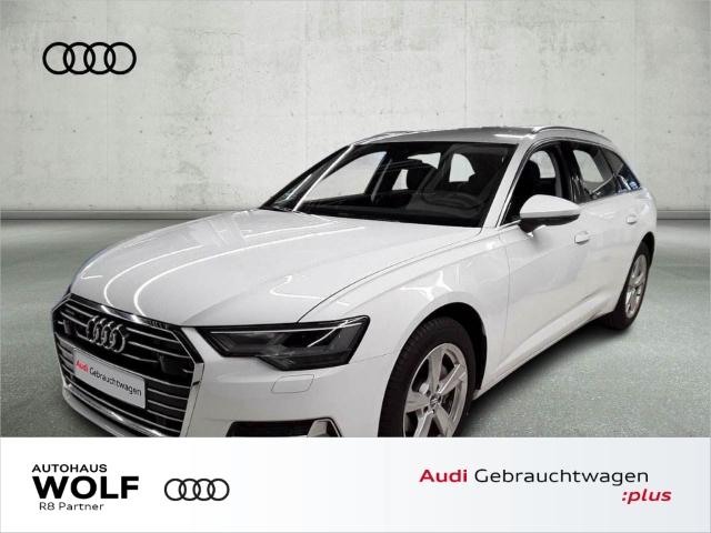 Audi A6 Avant 40 TDI quattro sport Alcantara MMI, Jahr 2019, Diesel