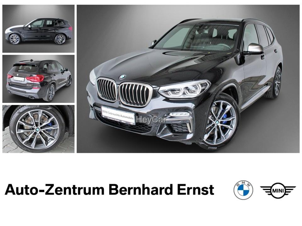 BMW X3 M40i AT Innovationsp. Navi Prof. Sport Aut., Jahr 2018, Benzin