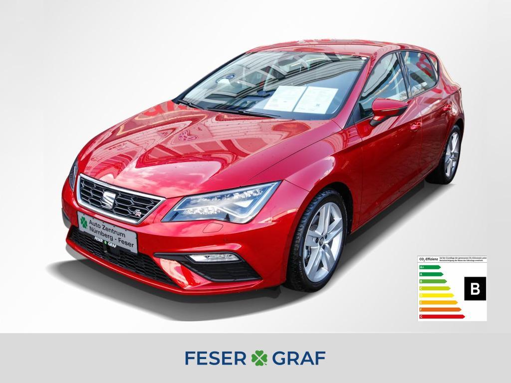 Seat Leon FR 1.5 TSI *Navi*DAB*FullLink*Winterpaket*, Jahr 2019, Benzin