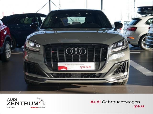 Audi SQ2 2.0 TFSI quattro Navigation, Panorama, Sitzhei, Jahr 2019, petrol