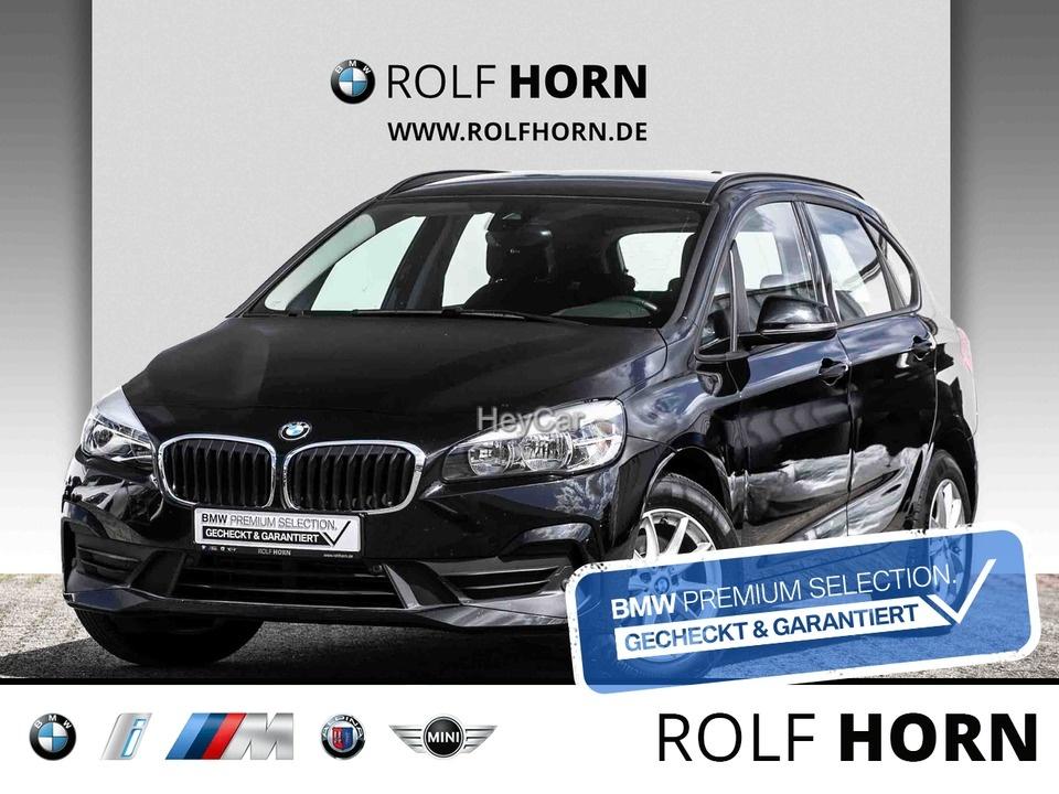 BMW 216 Active Tourer Aut. Navi PDC Sitzheizung, Jahr 2019, Diesel