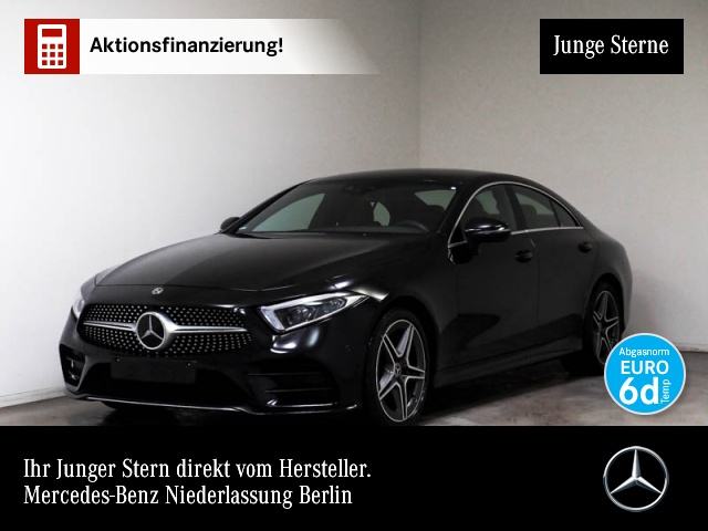 Mercedes-Benz CLS 450 Cp. 4M AMG WideScreen 360° Multibeam SHD, Jahr 2019, Benzin