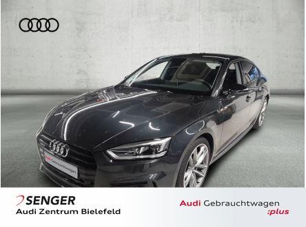 Audi A5 Sportback Sport 45 TDI S line Matrix LED B&O, Jahr 2020, Diesel