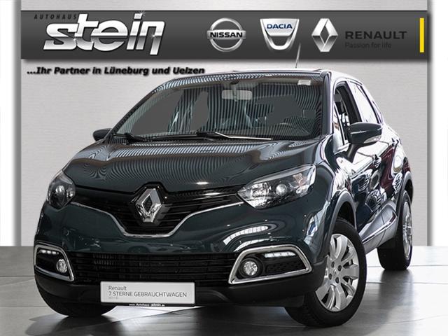 Renault Captur ENERGY TCe 90 Start&Stop Dynamique Klima Temp PDC ESP, Jahr 2014, Benzin