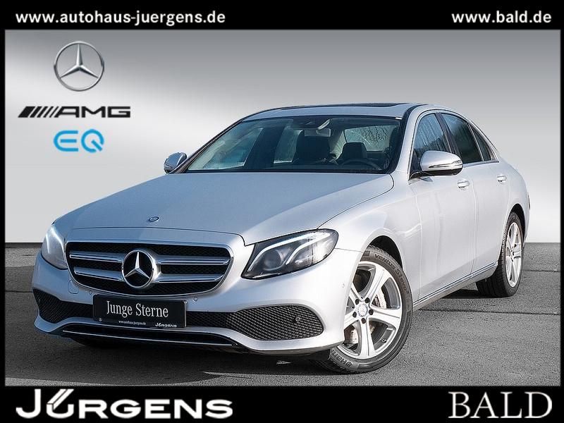 Mercedes-Benz E 400 4M Avantgarde/Navi/ILS/Cam/SHD/SHZ/18', Jahr 2016, Benzin