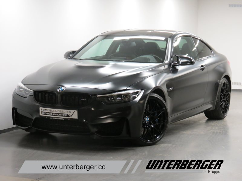 BMW M4 Coupé M Competition UPE 109.440 M Drivers Package, Jahr 2017, Benzin