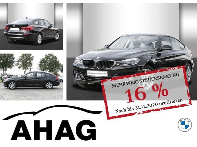 BMW 318 Gran Turismo GT Aut. LED Kamera Navi Komfortzu, Jahr 2017, Diesel