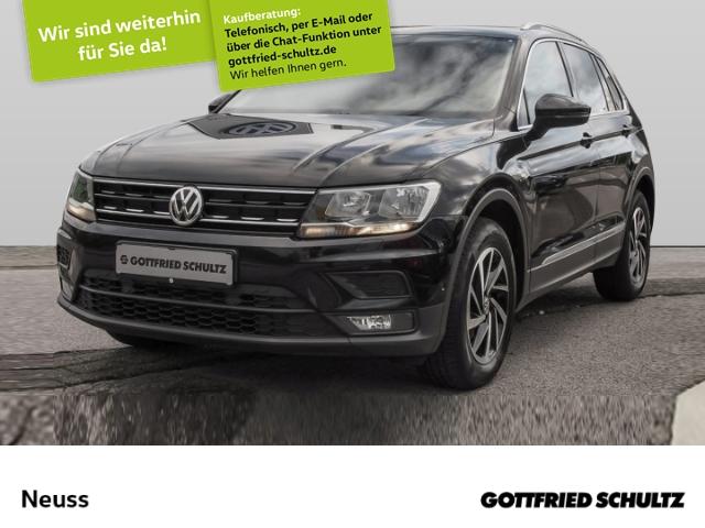 Volkswagen Tiguan 2,0 TDI DSG NAVI KAMERA ACC SHZ JOIN, Jahr 2019, Diesel